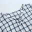 เสื้อเบลาส์ลายตารางแขนสั้น (มีให้เลือก 2 สี) thumbnail 5