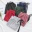 กางเกงชีฟองขายาวเอวยืด ลายจุด (มีให้เลือก 6 สี) thumbnail 8