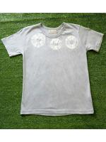 เสื้อยืด Organic Cotton มัดย้อมสีธรรมชาติ size:XS