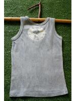 เสื้อกล้ามเด็กมัดย้อมสีธรรมชาติ (อายุ2-3 ขวบ)