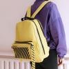 กระเป๋าเป้ผ้า Canvas ถอดกระเป๋าด้านนอกแยกเป็น 2 ชิ้นได้ (มีให้เลือก 3 สี)