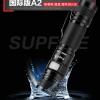 ไฟหน้า SUPFIRE A2 ถ่าน 18650 เปลี่ยนได้ /สว่างและไกลมาก
