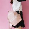 กระเป๋าเป้หนัง PU (มีให้เลือก 2 สี)