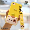 LOFTER Hello Meow Silicone - Yellow (iPhone7/8)