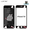 LOFTER Bunny Full Cover - Black (iPhone8/7)