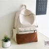 กระเป๋าเป้ผ้า Canvas (มีให้เลือก 3 สี)