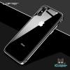LOFTER Aluminium Bumper Tempered Glass - Space Gray (iPhoneX)