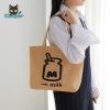 Canvas Handbag (Hello Milk)