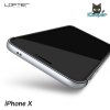 LOFTER Solid Color Bumper - Silver (iPhoneX)