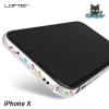 LOFTER Little Cat Bumper - Silver (iPhoneX)