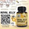 นมผึ้ง BBEE Royal Jelly ขนาด 500mg 30 แคปซูล 3 ขวด 1900