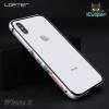 LOFTER Aluminium Bumper - Sking-Mok Silver (iPhoneX)