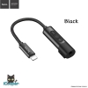 hoco LS6 Headphone Adapter (Black)