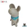 Semk - Mic Saving Bank (Rat Standing/Gray 20cm)