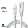hoco U9 Data Cable 1.2M (Silver)