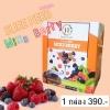 Sure Herb Mixs Berry ดีท็อก ท้องแบน 1 กล่อง 390.-