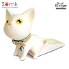 Semk - Kat Door Stopper (White Cat)