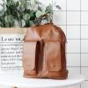กระเป๋าเป้ หนัง PU เนื้อนิ่ม (มีให้เลือก 4 สี)