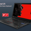 ▶ พรีออเดอร์ Thinkpad 25th Anniversary Edition