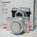 ขาย กล้อง Panasonic Lumix GF9 สีชมพูซากุระ+ Lens 12-32 จอทัชสกรีน อุปกรณ์แท้