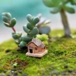 บ้านเรซิ่นเล็ก สไตล์ Pastoral