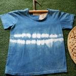 เสื้อยืดเด็ก มัดย้อม (อายุ4-5 ขวบ)