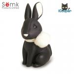 Semk - Rab.B Saving Bank (Black Rabbit)