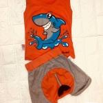 ชุดปลาฉลามแดง
