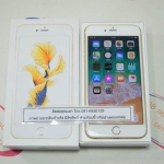 iPhone 6s plus 64GB Gold ปกศ.เหลือ