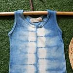 เสื้อกล้ามเด็ก Vest organic cotton Kid Size:90