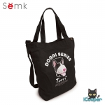Semk Doggi Series Bag - Torri (Black)