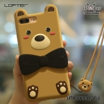 LOFTER Love Bear - Light Brown (iPhone6/6s)