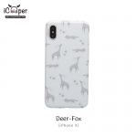 MAOXIN Japan Series Case - Deer-Fox (iPhoneX)