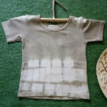 เสื้อยืดออแกนิคเด็ก มัดย้อม (อายุ2-3 ขวบ)