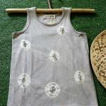 เสื้อกล้ามเด็ก มัดย้อม (อายุ6-7 ขวบ)