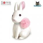 Semk - Rab.B Saving Bank (White Rabbit)