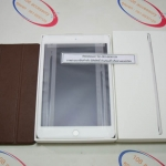 (ลดราคา) iPad mini 4 128GB WIFI TH Silver ครบกล่อง สภาพใหม่แกะกล่อง ประกันเหลือ พร้อมเคส