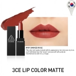 { พร้อมส่ง } [#3CE] ลิปสติกเนื้อแมท 3CE MATTE LIP COLOR - #909 Smoked Rose ของแท้ 100%
