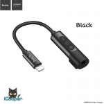 hoco LS6 Headphone Adapter (Black)