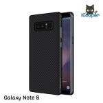 Nillkin Synthetic Fiber - Black (Galaxy Note 8)