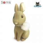 Semk - Rab.B Saving Bank (Brown Rabbit)