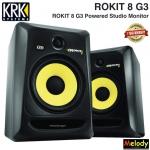 KRK ROKIT 8 G3 Powered Studio Monitor