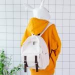 กระเป๋าเป้ผ้า Canvas (มีให้เลือก 4 สี)