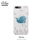 MAOXIN Japan Series Case - Whale (iPhone7+/8+)