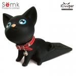 Semk - Kat Door Stopper (Black Cat)
