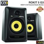 KRK ROKIT 5 G3 Powered Studio Monitor