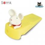 Semk - Mic Door Stopper (White Rat)