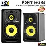 KRK ROKIT 10-3 G3 Powered Studio Monito