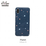 MAOXIN Japan Series Case - Planet (iPhoneX)