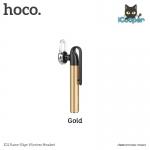 hoco E21 Bluetooth Headset (Gold)